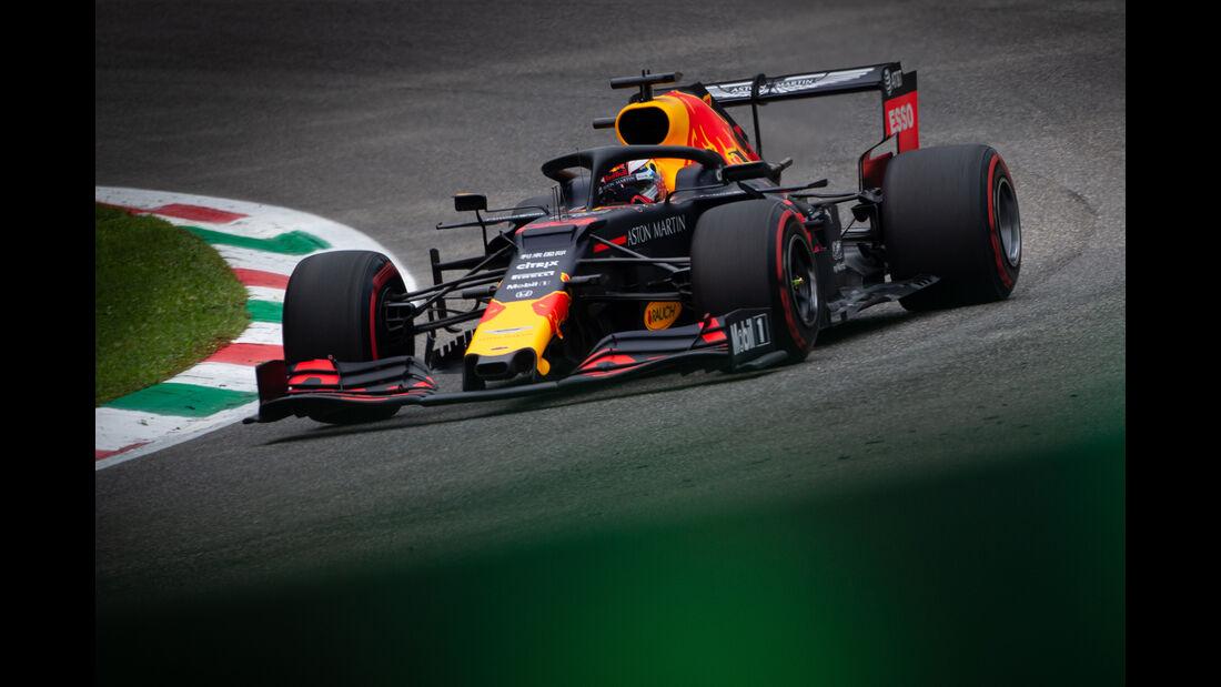 Max Verstappen - Formel 1 - GP Italien 2019