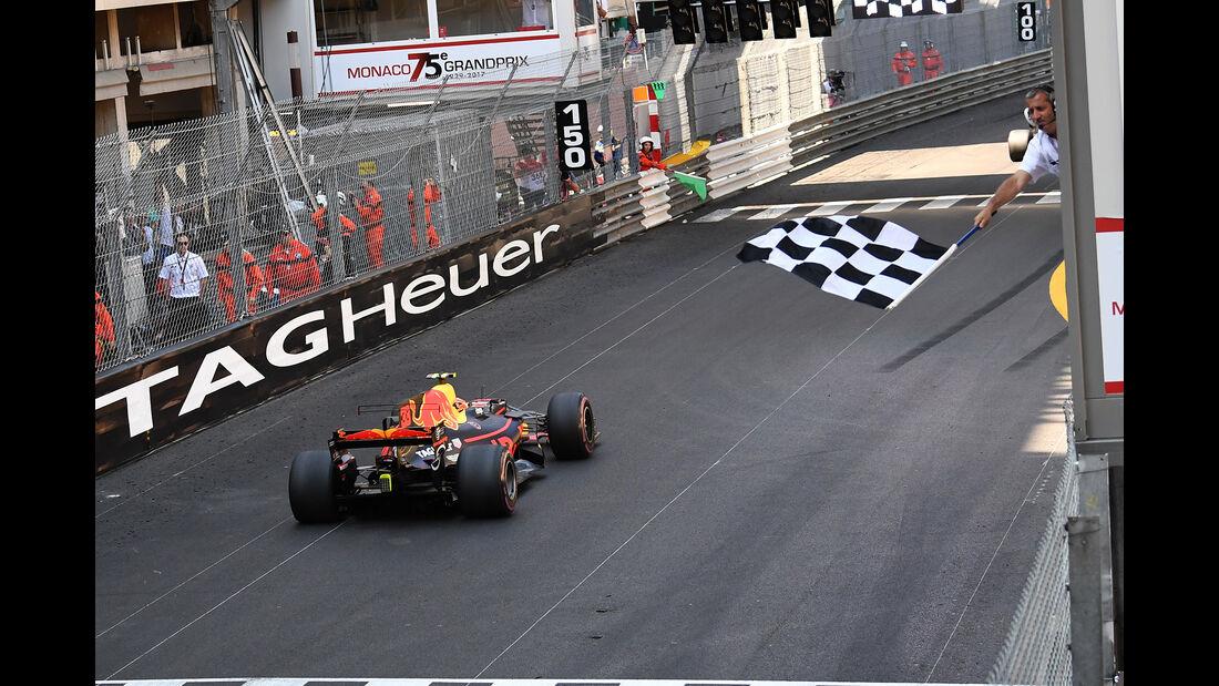 Max Verstappen - Formel 1 - GP Monaco 2017
