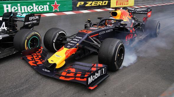 Max Verstappen - Formel 1 - GP Monaco 2019