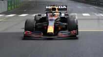 Max Verstappen - Formel 1 - GP Monaco 2021