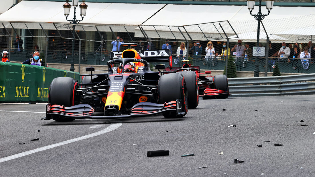 Max Verstappen - Formel 1 - GP Monaco - 22. Mai 2021