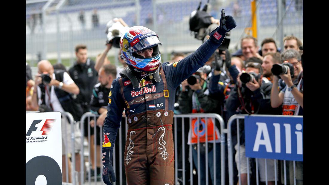Max Verstappen - Formel 1 - GP Österreich 2016