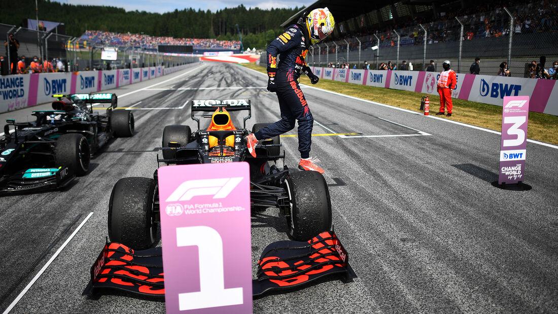 Max Verstappen - Formel 1 - GP Österreich 2021