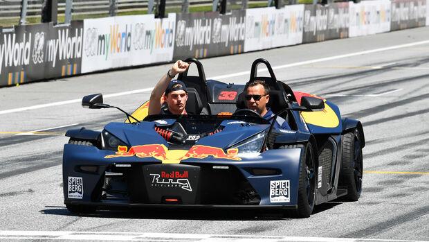 Max Verstappen - Formel 1 - GP Österreich - Spielberg - 30. Juni 2019