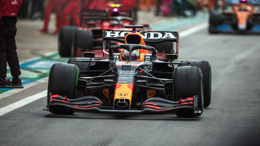 Max Verstappen - Formel 1 - GP Russland 2021