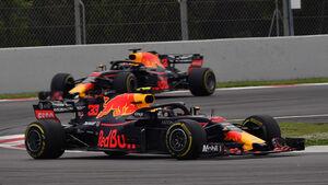 Max Verstappen - Formel 1 - GP Spanien 2018