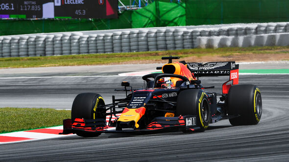 Max Verstappen - Formel 1 - GP Spanien 2019