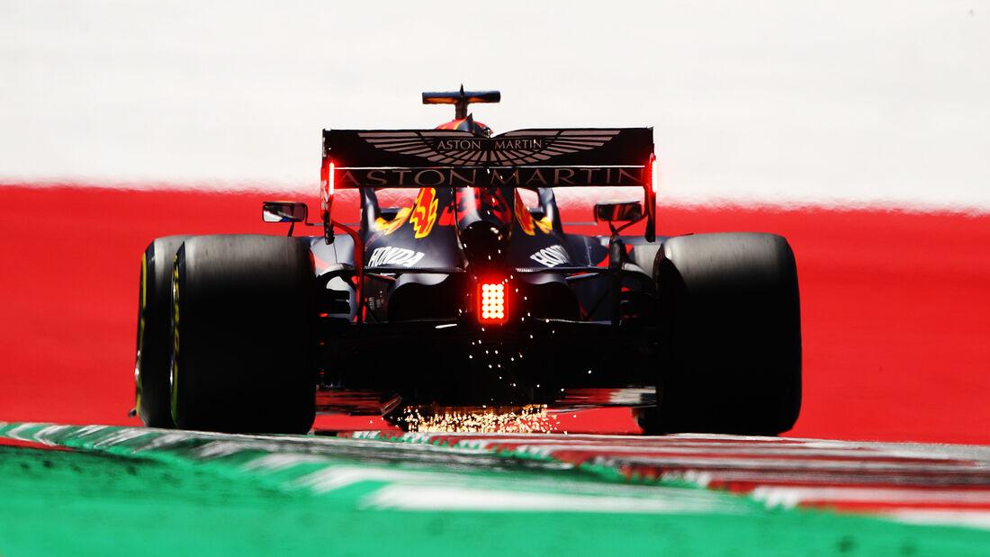 Max Verstappen - Formel 1 - GP Steiermark - Österreich - 2020