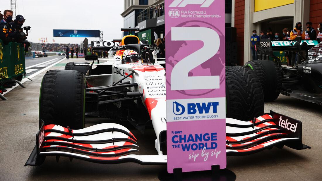 Max Verstappen - Formel 1 - GP Türkei 2021
