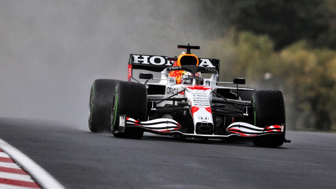 Max Verstappen - Formel 1 - GP Türkei - Istanbul - 2021