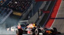 Max Verstappen  - Formel 1 - GP USA 2019