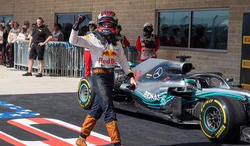 Max Verstappen - Formel 1 - GP USA - Austin - 2018