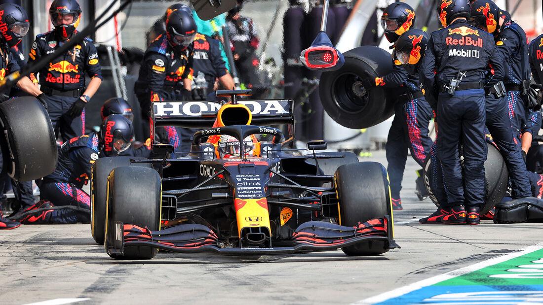Max Verstappen - Formel 1 - GP Ungarn - 2021