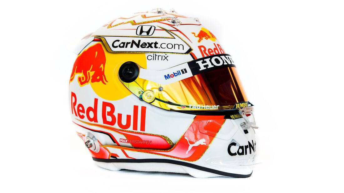 Max Verstappen - Formel 1 - Helm - 2021