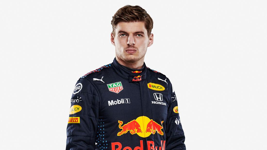 Max Verstappen - Formel 1 - Porträt - 2021