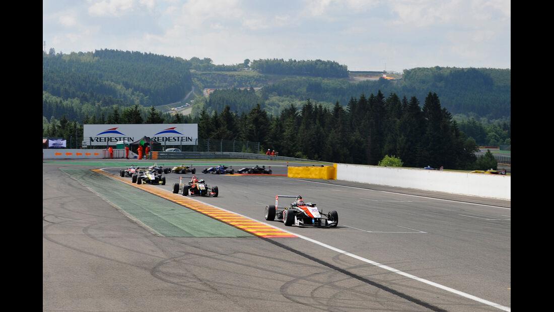 Max Verstappen - Formel 3 EM 2014 - Spa-Francorchamps