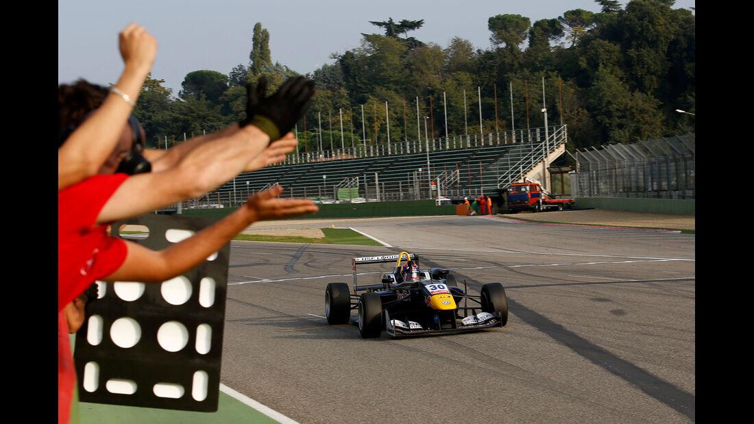 Max Verstappen - Formel 3 EM - Imola - 2014