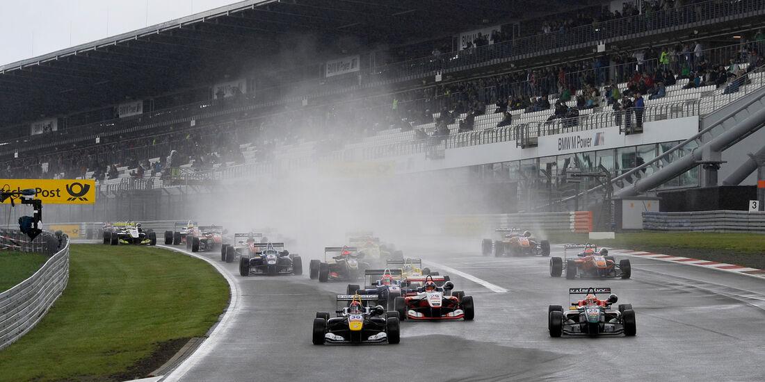 Max Verstappen - Formel 3 EM Nürburgring 2014