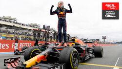 Max Verstappen - Formel Schmidt Teaser - GP Frankreich 2021