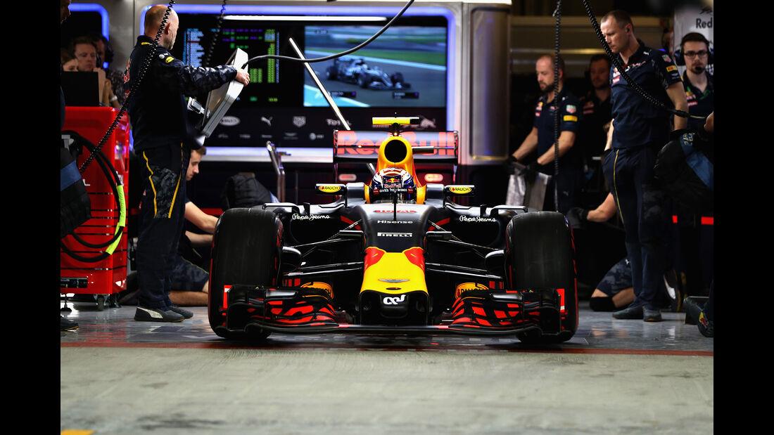 Max Verstappen - GP Abu Dhabi 2016