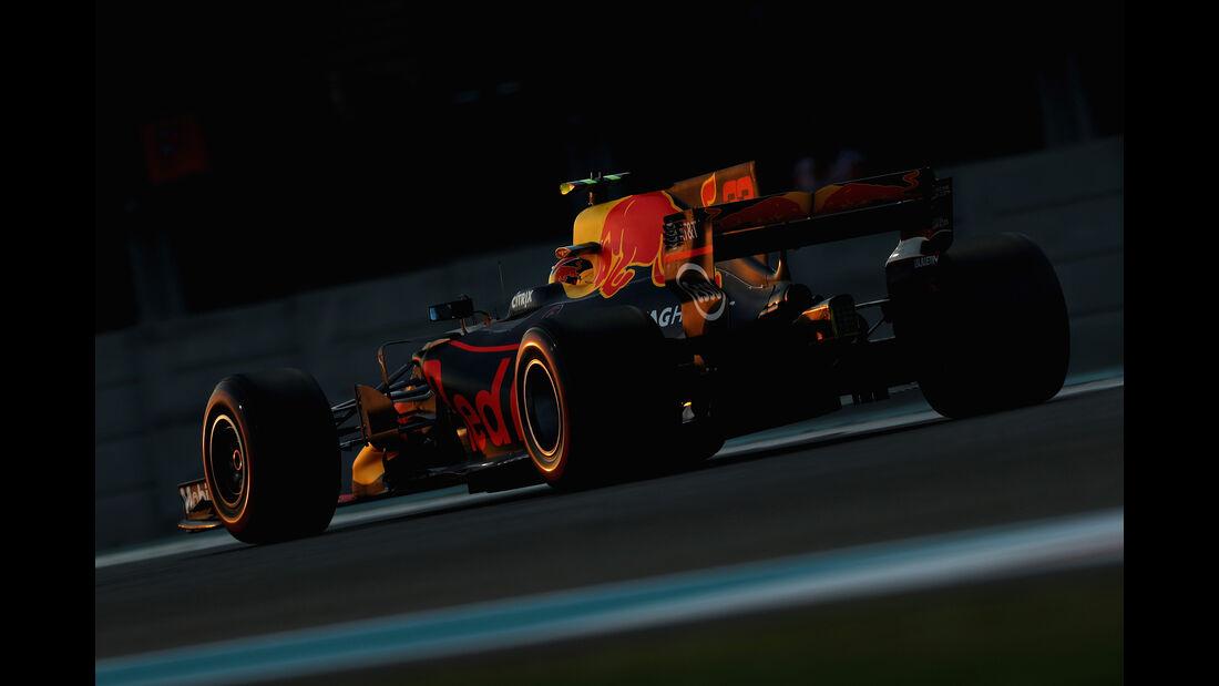 Max Verstappen - GP Abu Dhabi 2017