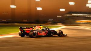 Max Verstappen - GP Abu Dhabi 2018