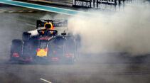 Max Verstappen - GP Abu Dhabi 2019