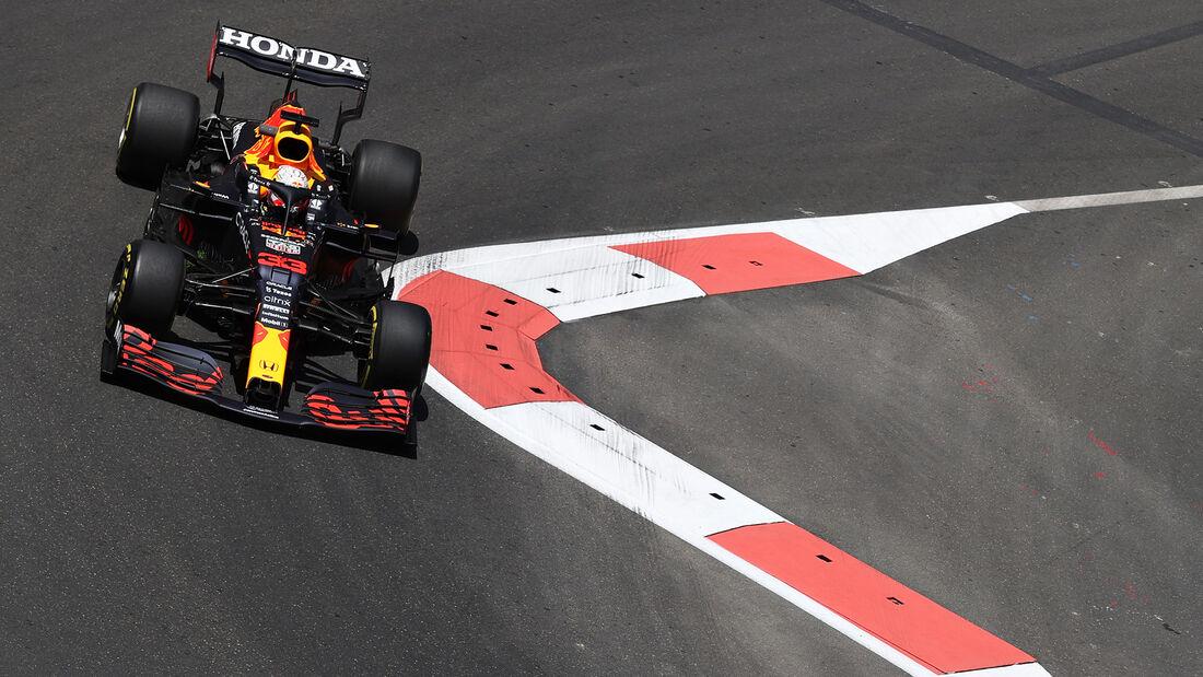 Max Verstappen - GP Aserbaidschan 2021