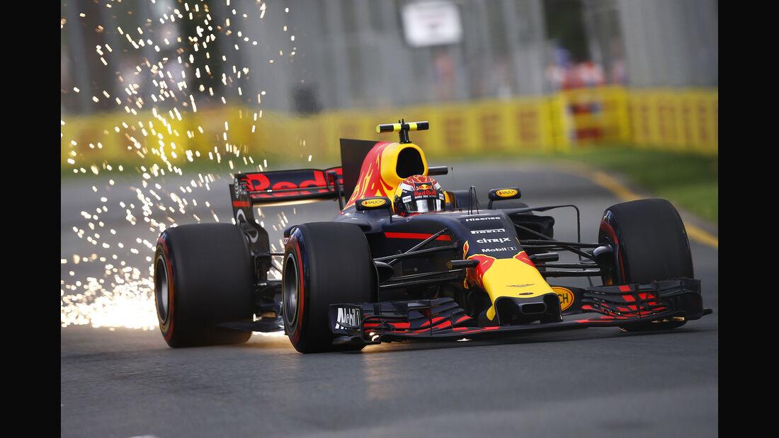 Max Verstappen - GP Australien 2017