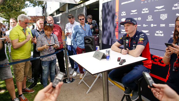 Max Verstappen - GP Australien 2020