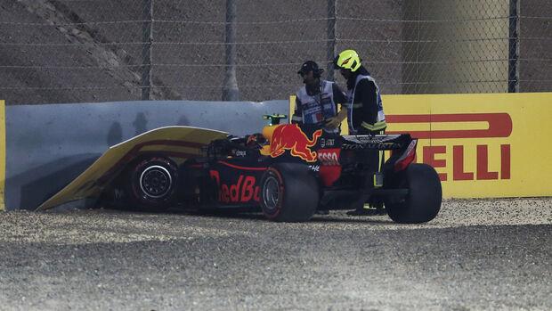 Max Verstappen - GP Bahrain 2018