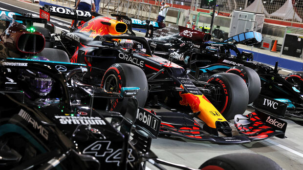Max Verstappen - GP Bahrain 2021