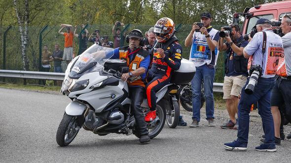 Max Verstappen - GP Belgien 2017