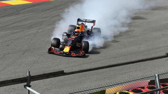 Max Verstappen - GP Belgien 2019