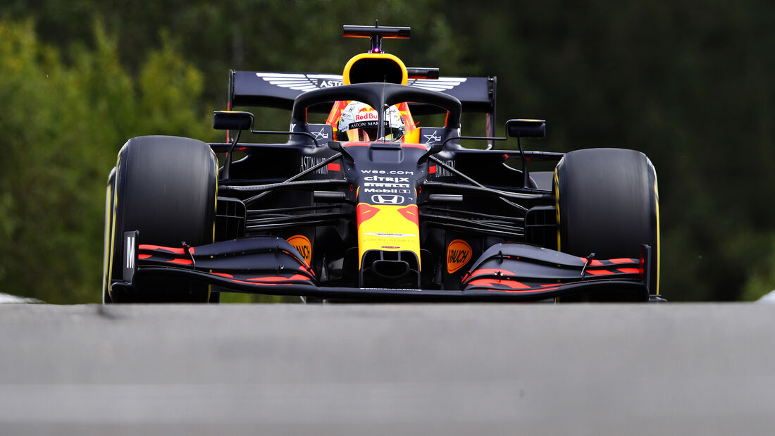 Max Verstappen - GP Belgien 2020