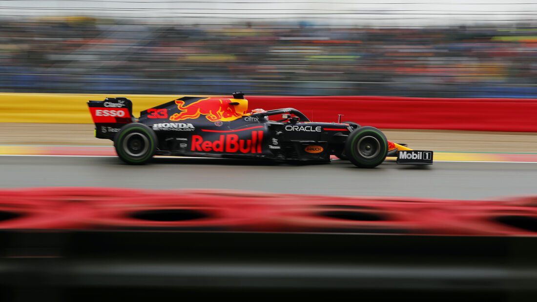 Max Verstappen - GP Belgien - Red Bull - 28. August 2021