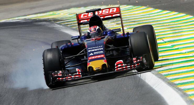 Max Verstappen - GP Brasilien 2015