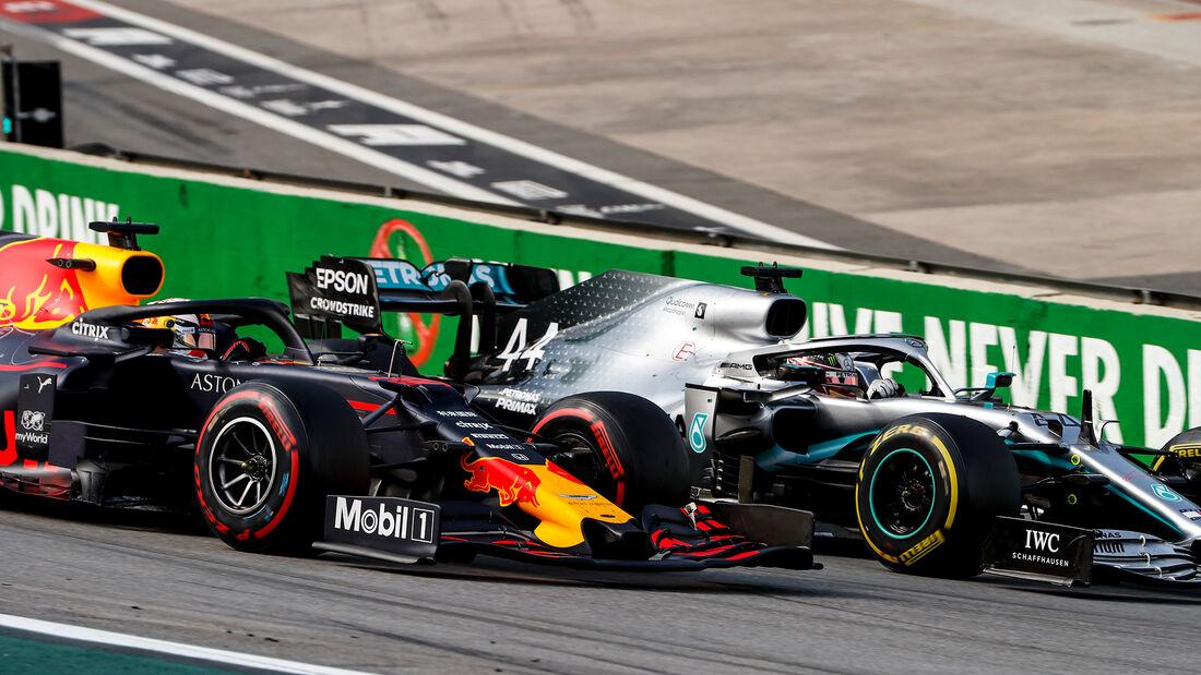 Max Verstappen - GP Brasilien 2019