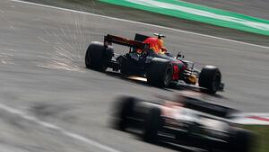 Max Verstappen - GP China 2017 - Shanghai - Rennen
