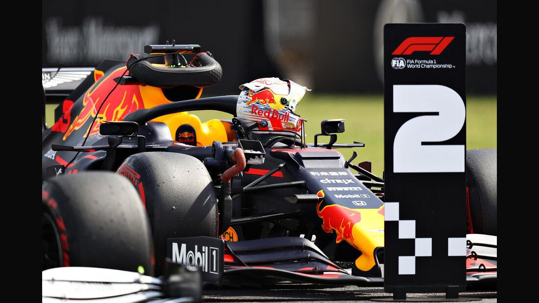 Max Verstappen - GP Deutschland 2019
