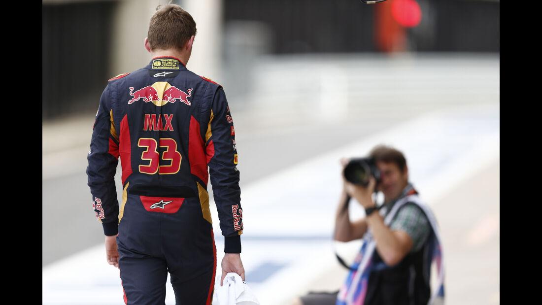 Max Verstappen - GP England 2015