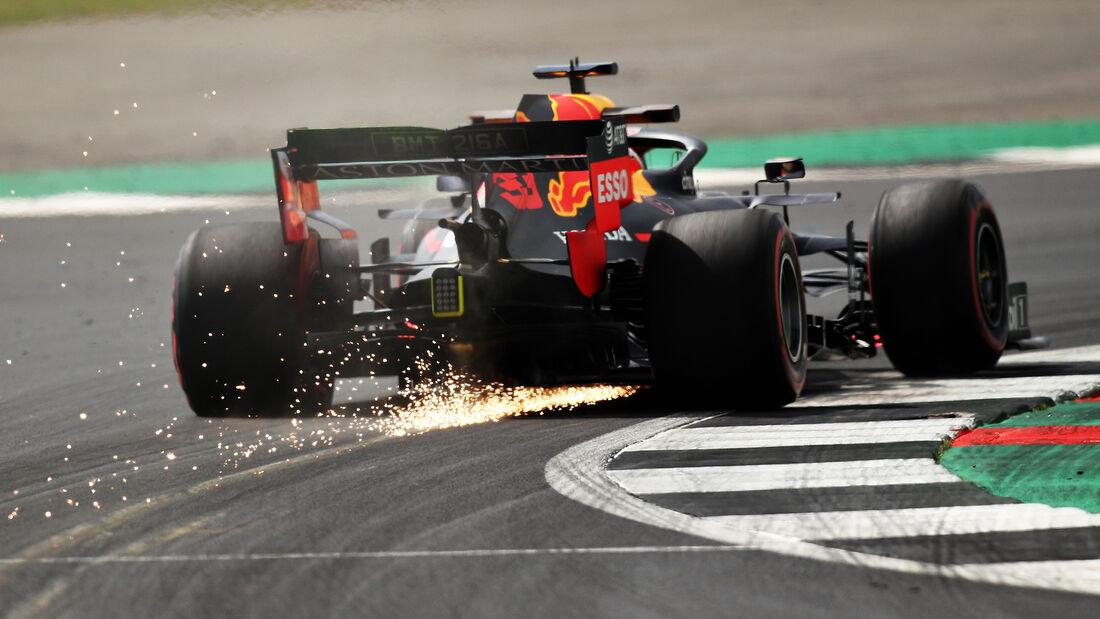 Max Verstappen - GP England 2019