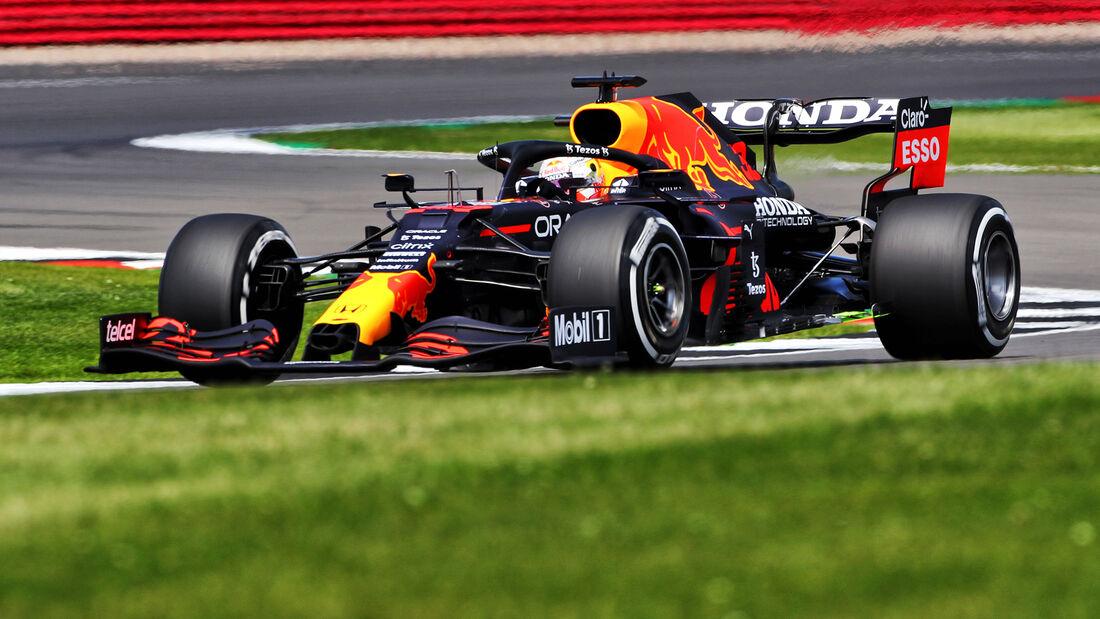 Max Verstappen - GP England 2021