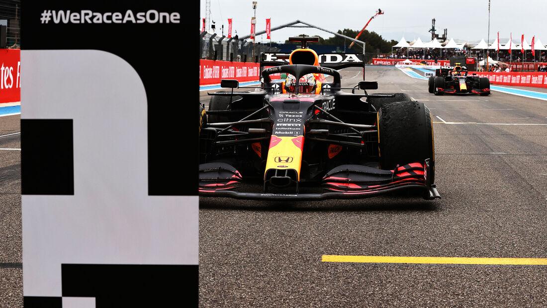 Max Verstappen - GP Frankreich 2021