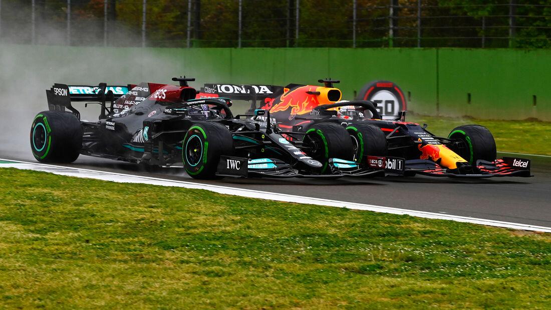Max Verstappen - GP Imola 2021