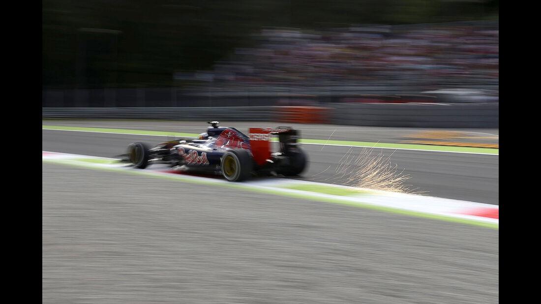Max Verstappen - GP Italien 2015