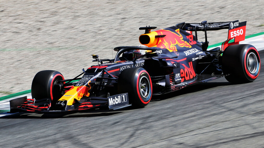 Max Verstappen - GP Italien 2020