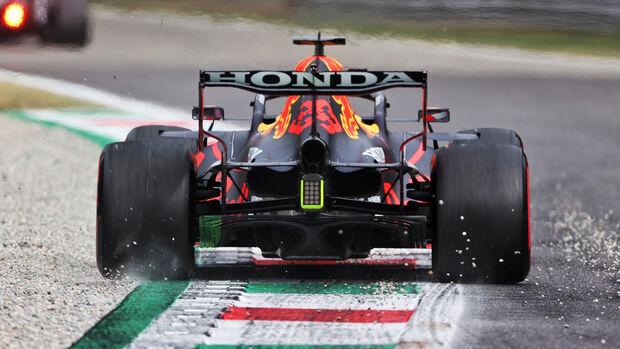 Max Verstappen - GP d'Italia 2021