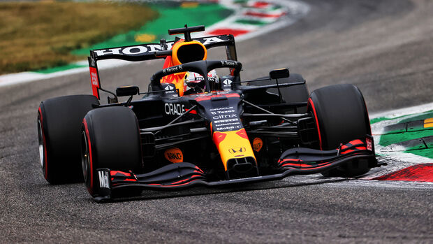 Max Verstappen - GP Italien 2021
