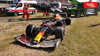Max Verstappen - GP Italien 2021 - Formel Schmidt Teaser